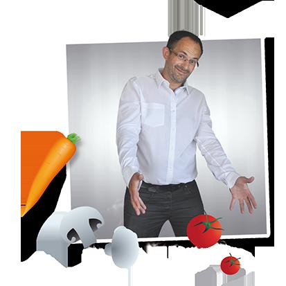 Cuisinier stéphane