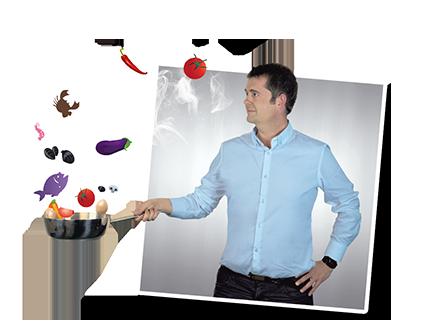 Nicolas chef cuisinier